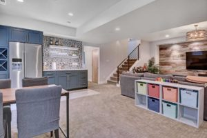 denver colorado basement finishing renovating